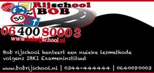Bob-Rijschool-Deil