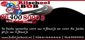 Bob-Rijschool-Meteren