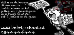 Bob-Rijschool-Zoelen
